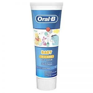 Oral-B Baby Winnie l'Ourson Dentifrice 75 ml 0 à 2 Ans  - Lot de 3 de la marque Oral-B image 0 produit