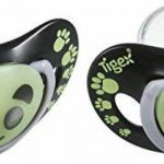 Tigex - 2 Sucettes Smart Night Phosphorescentes de la marque Tigex image 1 produit
